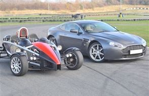 Double Supercar Taster Experience from drivingexperience.com
