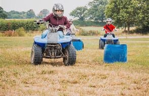 Family Quad Bike Off Road Experience Experience from drivingexperience.com