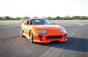 Fast and Furious Blast with High Speed Passenger Ride Experience from drivingexperience.com