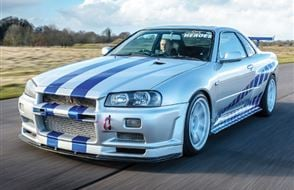 Fast and Furious Thrill with High Speed Passenger Ride Experience from drivingexperience.com