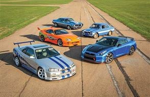 Five Fast and Furious Blast with High Speed Passenger Ride Experience from drivingexperience.com