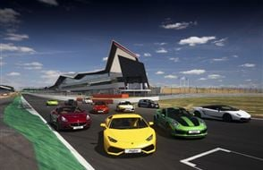 Five Supercar Blast - Anytime Experience from drivingexperience.com