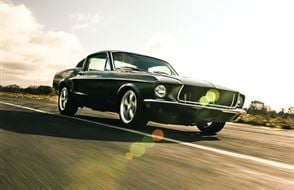 Ford 'Bullitt' Mustang Thrill Experience from drivingexperience.com