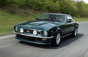 Four British Classic Blast with High Speed Passenger Ride Experience from drivingexperience.com