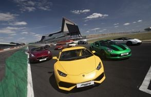 Four Supercar Blast - Anytime Experience from drivingexperience.com