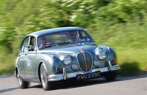 Full Day Classic Car Road Trip Experience from drivingexperience.com