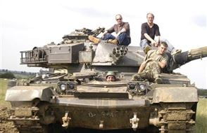 Full Monty Military Driving Experience Experience from drivingexperience.com
