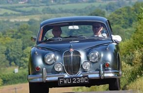 Half Day Classic Car Road Trip Experience from drivingexperience.com