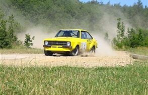The Half Day Rally Course Experience from drivingexperience.com