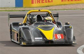 Radical SR3 High Speed Passenger Ride Experience from drivingexperience.com
