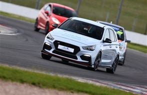 Introduction to Track Driving - Hyundai i30 - Bronze Experience from drivingexperience.com