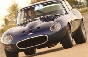 Jaguar E Type Thrill Experience from drivingexperience.com