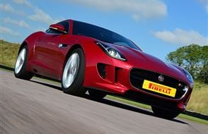 Jaguar F-TYPE Driving Experience Experience from drivingexperience.com