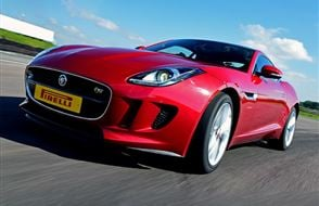 Jaguar F-TYPE Plus Driving Experience Experience from drivingexperience.com