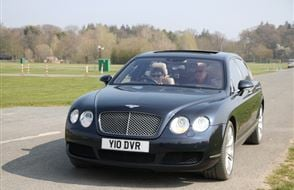 Junior Bentley Driving Experience Experience from drivingexperience.com