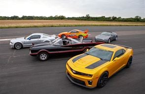 Junior Five Movie Car Thrill with High Speed Passenger Ride Experience from drivingexperience.com