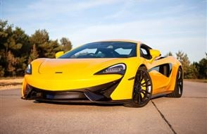 Junior McLaren 570S Thrill with High Speed Passenger Ride Experience from drivingexperience.com