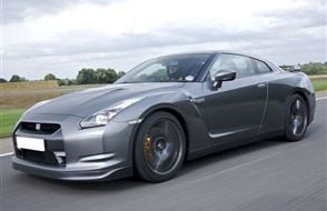 Junior Nissan GTR Thrill Experience from drivingexperience.com