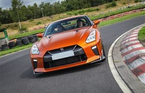 Junior Nissan GT-R Blast Experience from drivingexperience.com