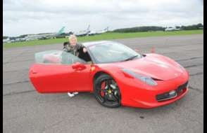 Junior Supercar Thrill Experience from drivingexperience.com