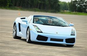 Junior Supercar Blast Experience from drivingexperience.com