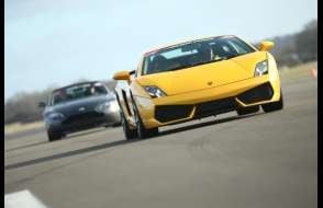 Junior Supercar Double Experience from drivingexperience.com