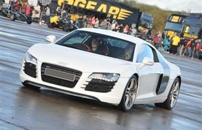 Junior Double Supercar Blast Experience from drivingexperience.com