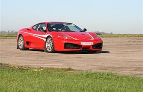 Junior Supercar Double Blast - Special Offer Experience from drivingexperience.com
