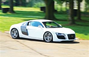 Junior Triple Supercar Thrill with High Speed Passenger Ride Experience from drivingexperience.com