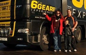Junior Truck Driving Experience Experience from drivingexperience.com