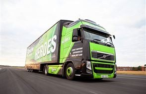 Junior Volvo Truck Driving Thrill Experience from drivingexperience.com