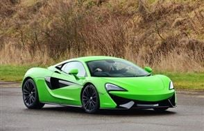 McLaren 570s Experience from drivingexperience.com