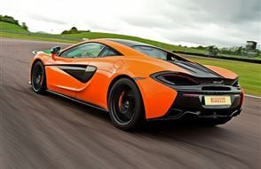 McLaren 570S Driving Experience Experience from drivingexperience.com