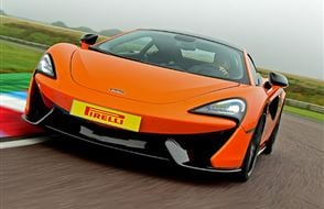 McLaren 570S Plus Driving Experience Experience from drivingexperience.com