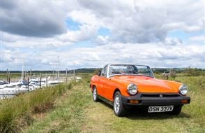 MG Midget Classic Car Hire - Anytime Experience from drivingexperience.com