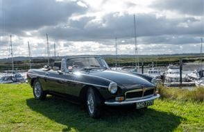 MGB GT/Roadster Classic Car Hire - Anytime Experience from drivingexperience.com