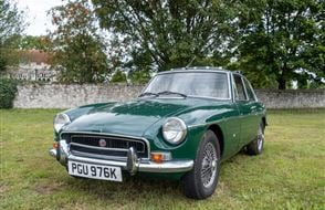MGB GT/Roadster Classic Car Hire - Weekday Experience from drivingexperience.com