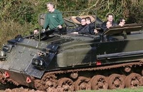 Military Driving Bristol Experience from drivingexperience.com