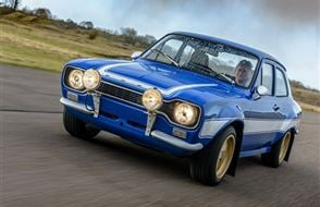 Ford Escort RS MK1 Blast Experience from drivingexperience.com