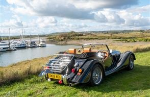 Morgan Roadster V6 Hire - Anytime Experience from drivingexperience.com