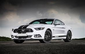 Mustang GT 5.0 Experience from drivingexperience.com