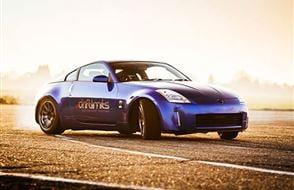 Nissan 350Z Gold Drifting Experience Experience from drivingexperience.com