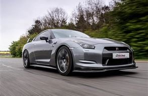Nissan GTR Experience from drivingexperience.com