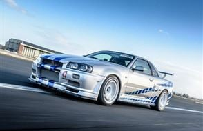 Nissan Skyline R34 Blast Experience from drivingexperience.com