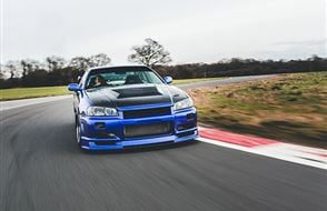 Nissan Skyline R34 Thrill Experience from drivingexperience.com