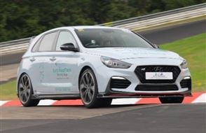 Nürburgring Arrive and Drive - Hyundai i30N Experience from drivingexperience.com