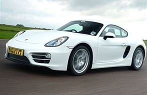 Porsche Cayman One To One Driving Experience Experience from drivingexperience.com
