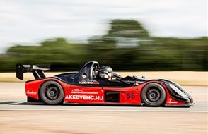 Radical SR5 Race Car Thrill Experience from drivingexperience.com