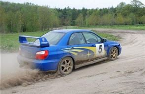 Rally Challenge Course Experience from drivingexperience.com