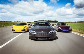 Secret Supercar Driving Experience Experience from drivingexperience.com